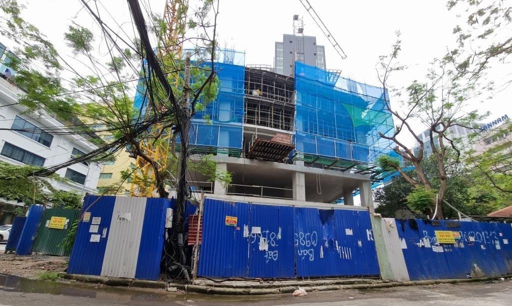Sở Xây dựng Hà Nội sẽ kiểm tra các dự án bất động sản có vi phạm về xây dựng