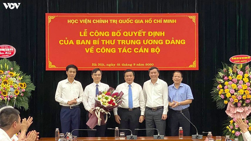 ong duong trung y lam pho giam doc hoc vien chinh tri quoc gia ho chi minh hinh 1