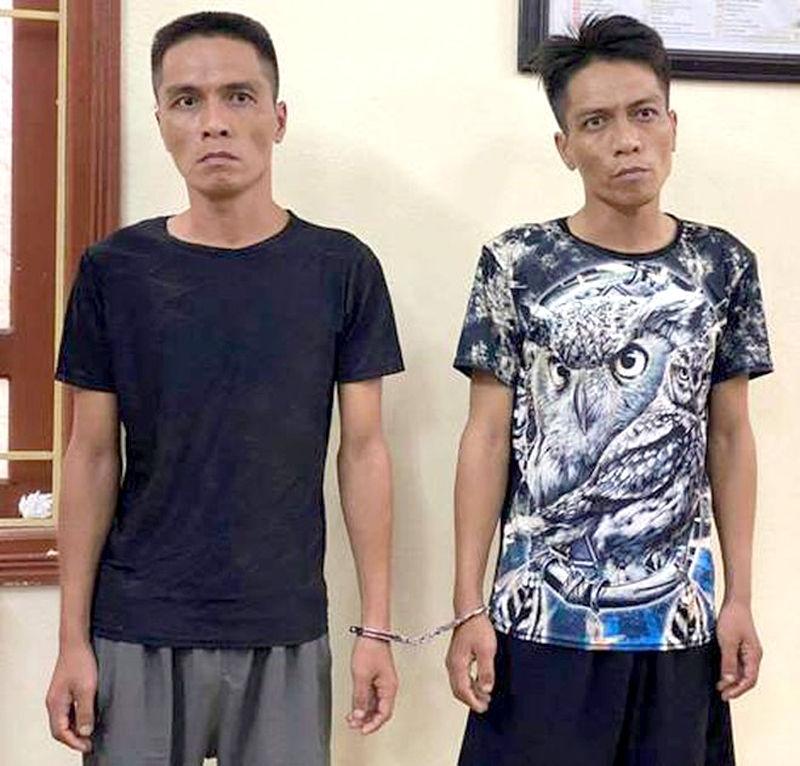 Cặp đôi Việt, Đức gây ra nhiều vụ cướp tài sản của lái xe ôm đã bị Công an bắt giữ